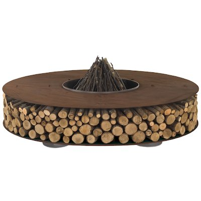 AK47 Zero 145 Outdoor Large Firepit