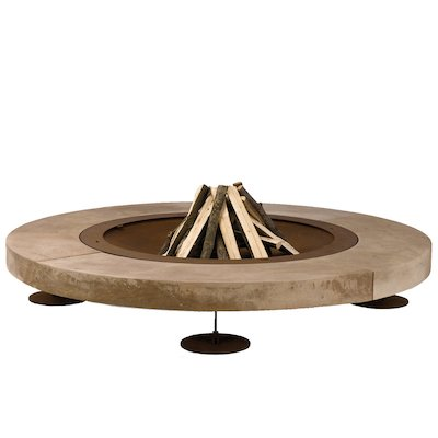 AK47 Rondo Outdoor Large Firepit