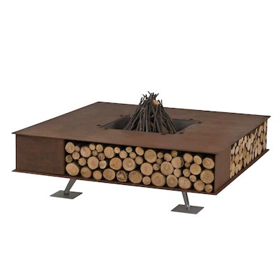 AK47 Toast Outdoor Large Firepit