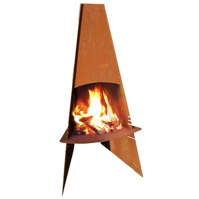 Aduro Outdoor Modern Chiminea