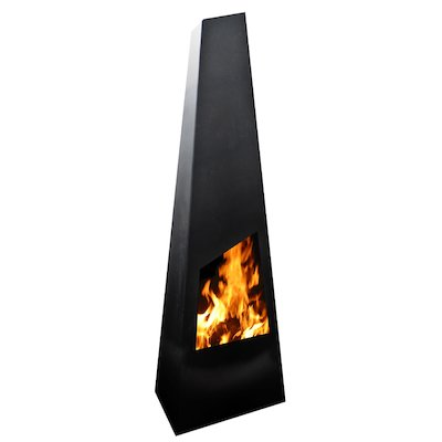Gardenmaxx Chingo Outdoor Modern Chiminea