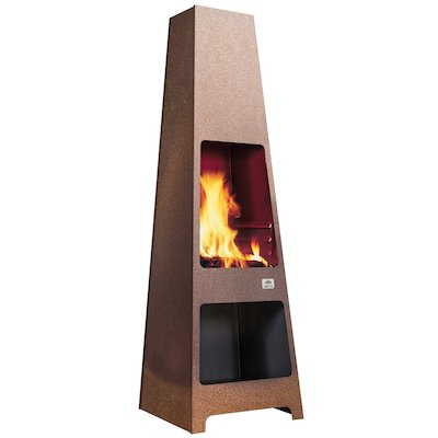 Jotul Loke Outdoor Modern Chiminea