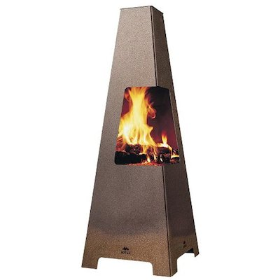 Jotul Terrazza XL Outdoor Modern Chiminea