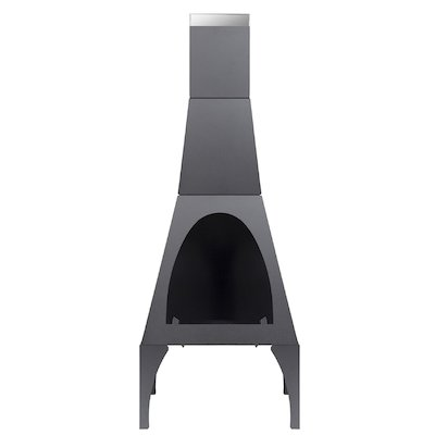 La Hacienda Matrix XL Outdoor Modern Chiminea