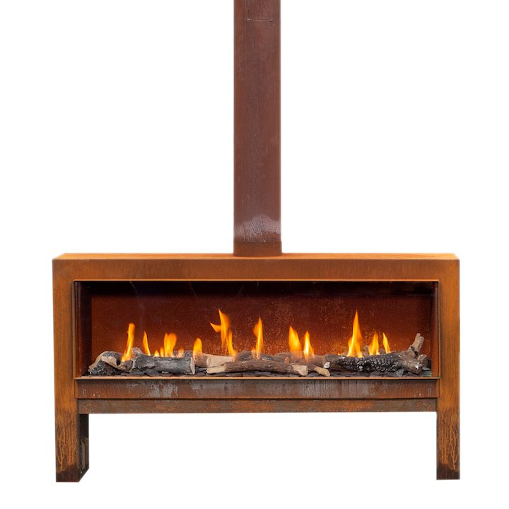 Faber Mood Outdoor Patio Gas Fire