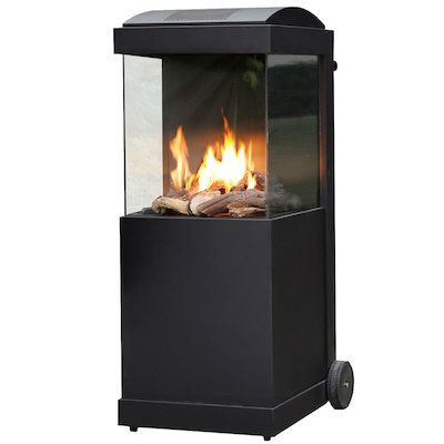 Faber Buzz Outdoor Patio Gas Fire