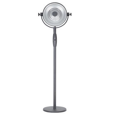 La Hacienda Vintage Freestanding Halogen 2100W Electric Patio Heater