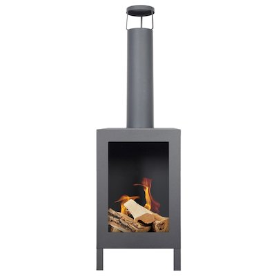 La Hacienda Kuro Outdoor Wood Stove
