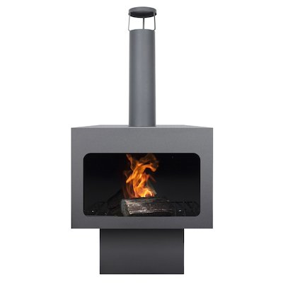 La Hacienda Kimera Outdoor Wood Stove