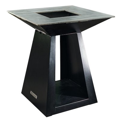Quan Quadro Basic Medium Plancha Firepit Table