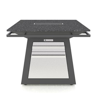 Quan Pro Table - With Ice Maker