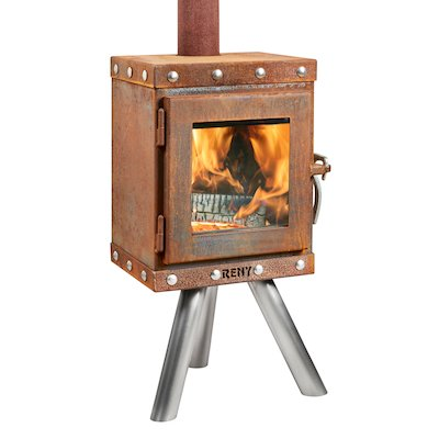RB73 Piquia 3 Outdoor Wood Stove