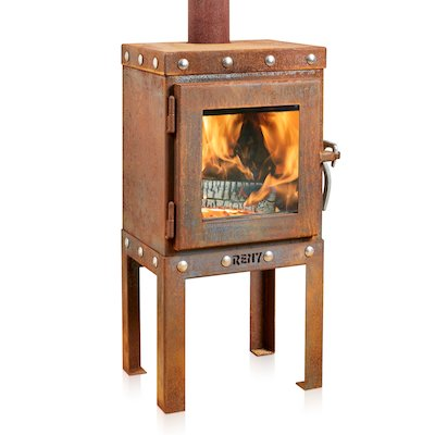 RB73 Piquia 4 Outdoor Wood Stove