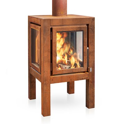 RB73 Quaruba XL Outdoor Wood Stove