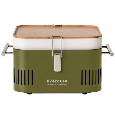 Everdure Cube Portable Charcoal BBQ