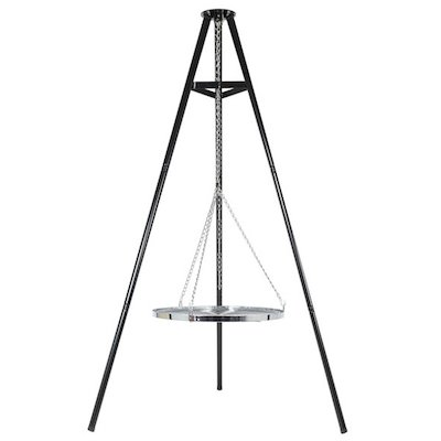 La Hacienda Tripod Cooking Grill