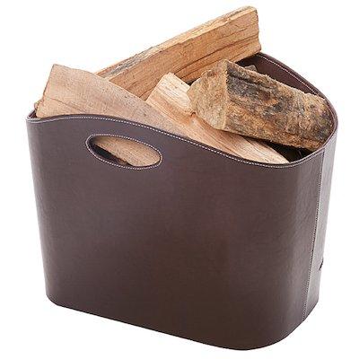 Sirius Round Mini Log Basket