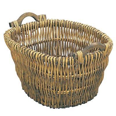Manor Drayton Log Basket