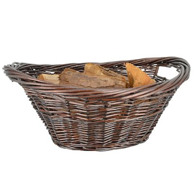 Manor Cradle Log Basket