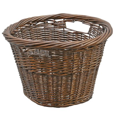 Manor Tanner Log Basket