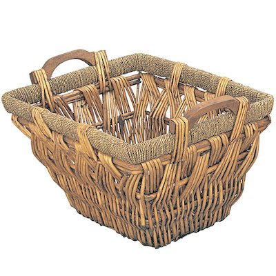 Manor Shepton Log Basket