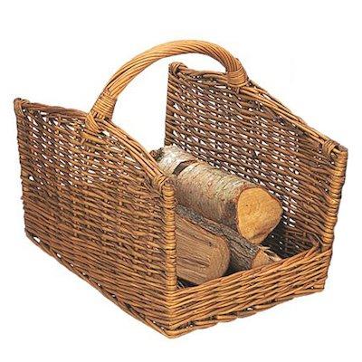 Manor Cutcombe Large Log Basket