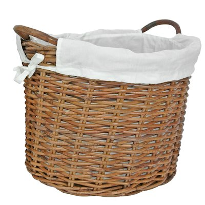 Manor Savoy Small Log Basket