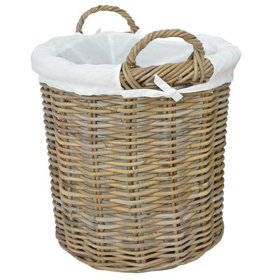 Manor Langham Small Log Basket