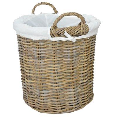 Manor Langham Small Log Basket