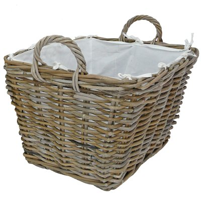 Manor Grosvenor Large Log Basket