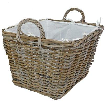 Manor Grosvenor Small Log Basket