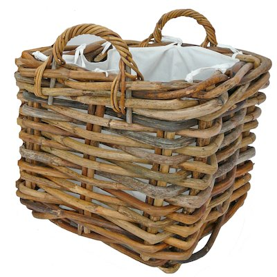 Manor Dorchester Large Log Basket