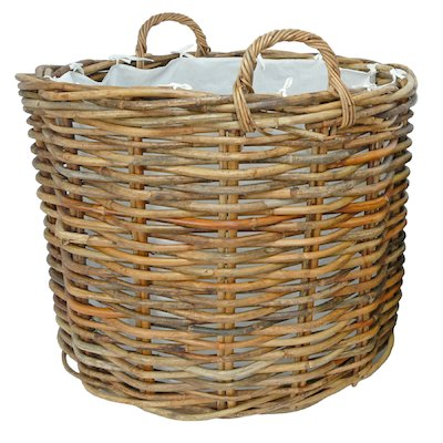 Manor Ritz Large Log Basket