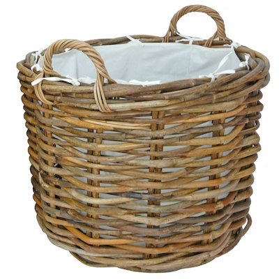 Manor Ritz Small Log Basket