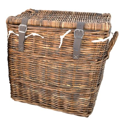 Manor Washington Large Log Basket