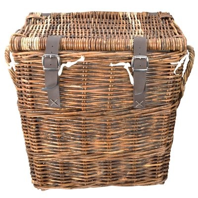 Manor Washington Small Log Basket
