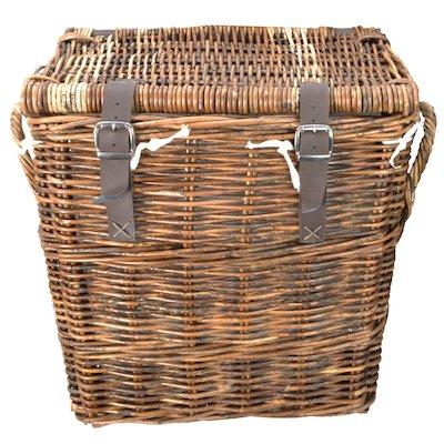 Manor Washington Small Log Basket