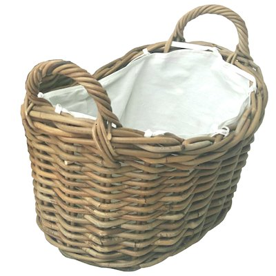 Manor Soho Small Log Basket