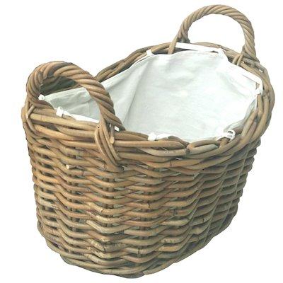 Manor Soho Small Log Basket