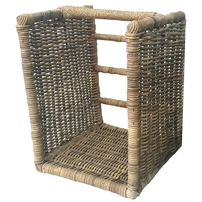 Manor Beaumont Large Log Basket