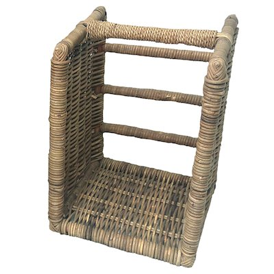 Manor Beaumont Small Log Basket