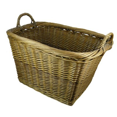 Manor Country 67 Large Log Basket
