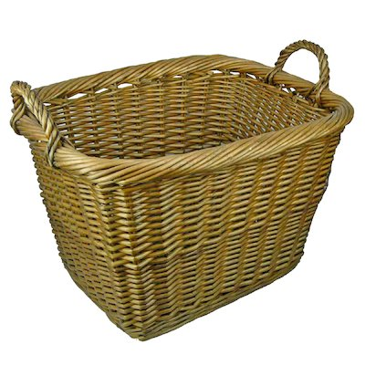 Manor Country 57 Small Log Basket