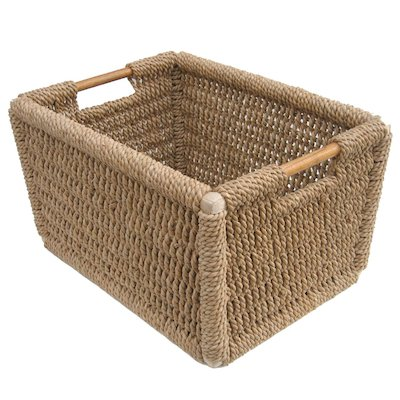 Manor Rushden Log Basket