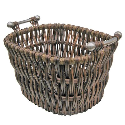 Manor Bampton Log Basket