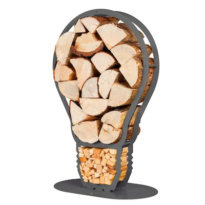 Ardour Lightbulb Log Holder