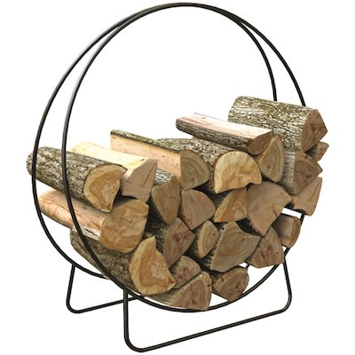 Calfire Ring Small Log Holder