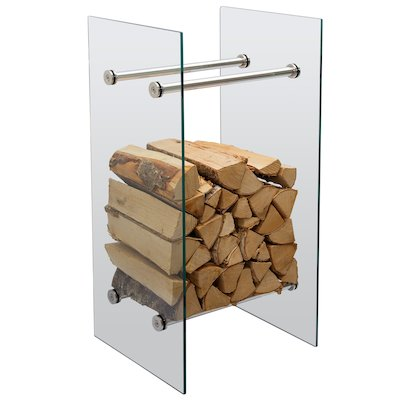 Jotul High Glass Log Holder