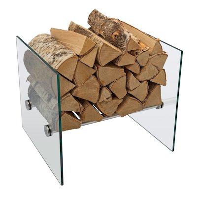 Jotul Low Glass Log Holder