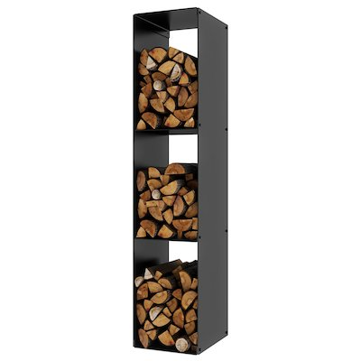 Rais Firewood 3 Rack Log Holder